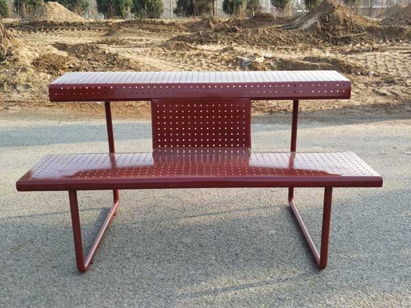 青岛澜湾艺术公园户外座椅项目