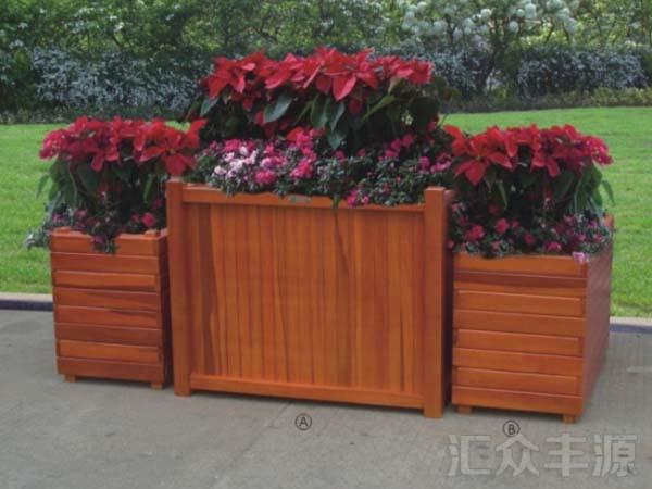 北京念坛公园广场花箱工程项目