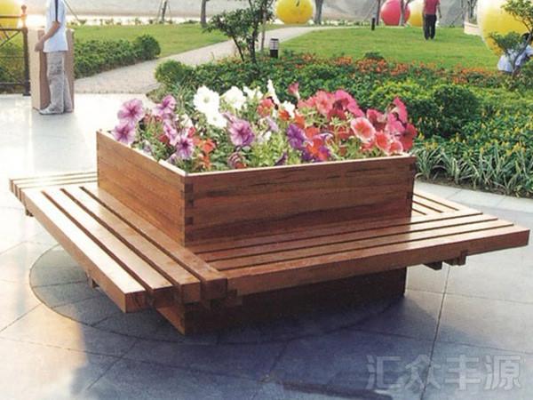 北京地坛公园广场花箱安装设计项目