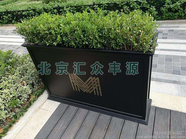 不锈钢花箱HZFY-BXG06