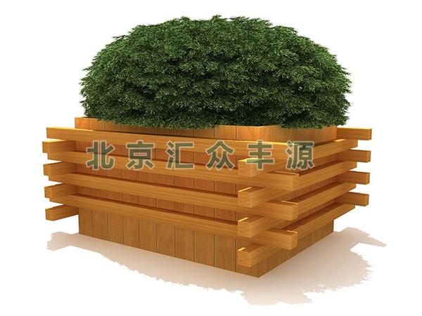 防腐木花箱HZFY-FFM06