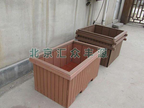 塑木花箱HZFY-SUMU03