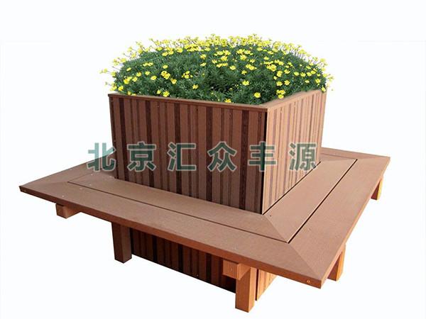 塑木花箱HZFY-SUMU06