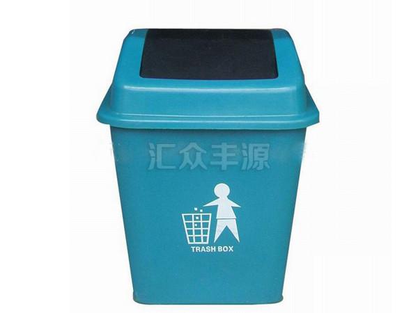 塑料垃圾桶HZFY-SL34