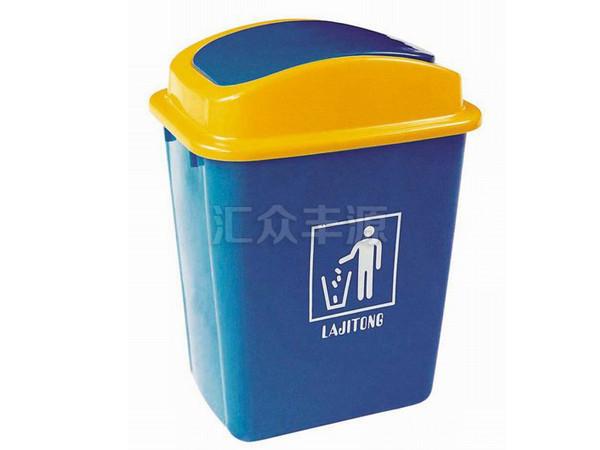 塑料垃圾桶HZFY-SL35