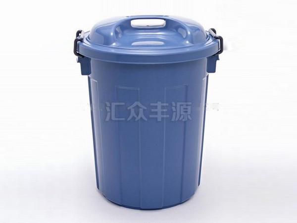 塑料垃圾桶HZFY-SL48