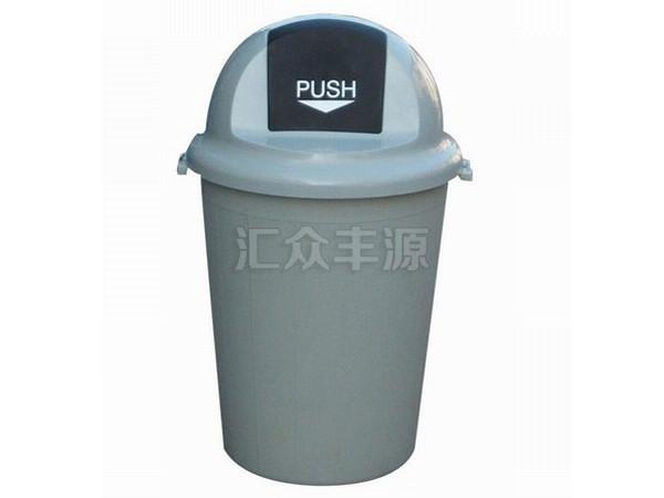 塑料垃圾桶HZFY-SL49