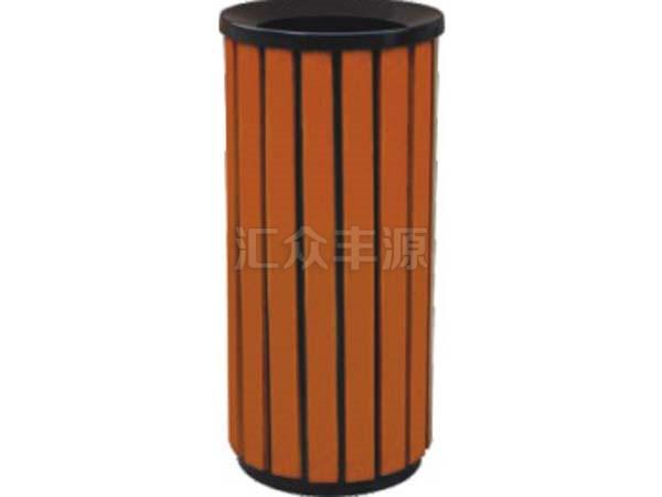 木制垃圾桶图片