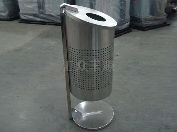 不锈钢垃圾桶HZFY-BXG12