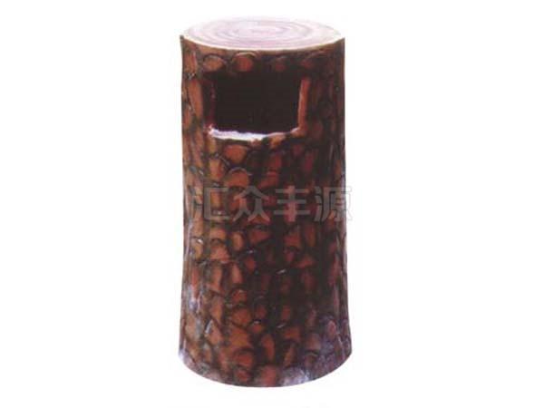 玻璃钢垃圾桶图片