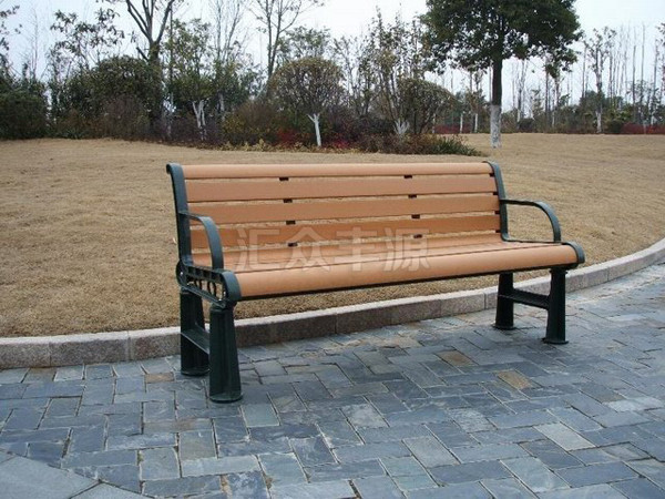 北京陶然亭公园园林椅采购安装项目