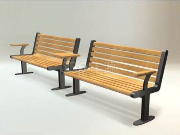 木制靠背椅HZFY-MZKB049