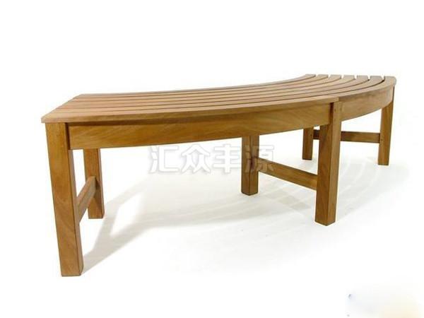 木制无靠背椅HZFY-MWKB49