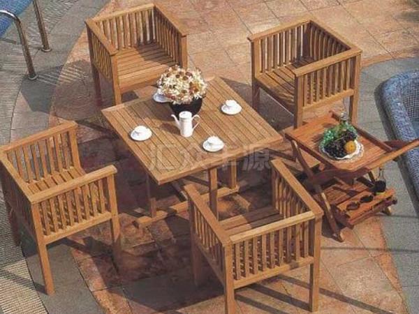 户外桌椅HZFY-TY21