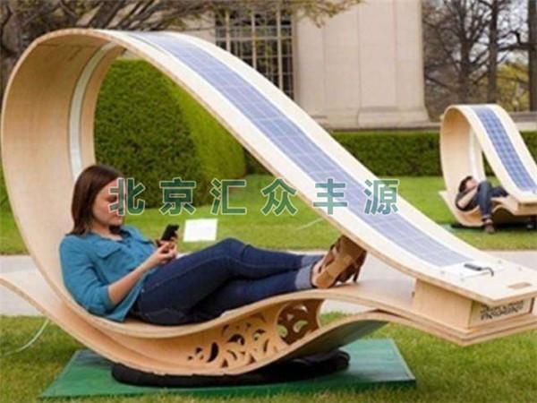 太阳能座椅HZFY-TYNZY23
