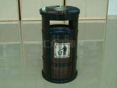 汇众丰源GZ11钢制垃圾桶
