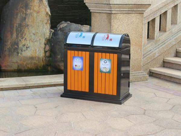 陶然亭公园户外果皮箱安装项目