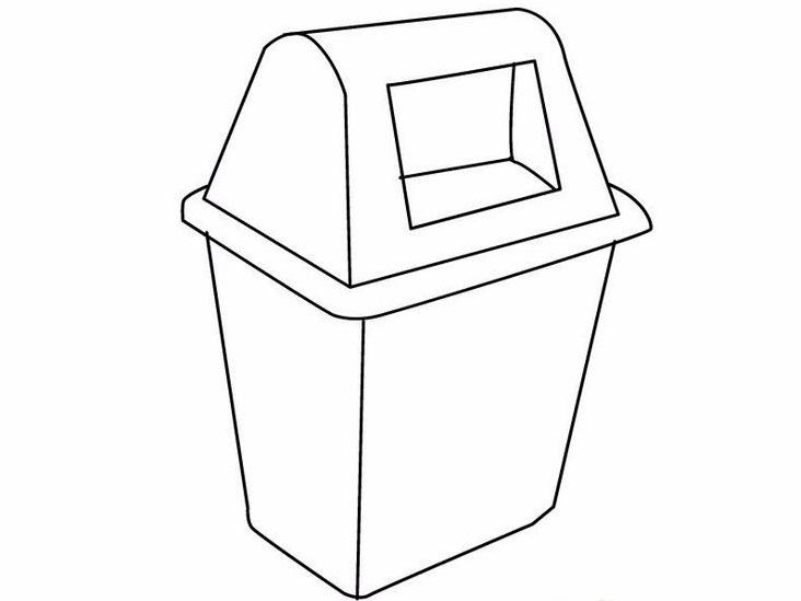 垃圾桶简笔画到底是什么鬼(图)?