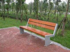 园林景观座椅的特点