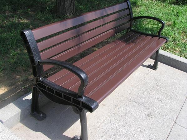 陶然亭公园园林椅