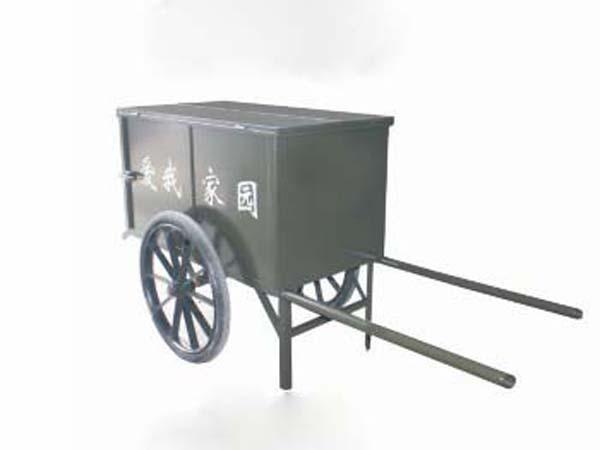 HZ-R01三轮保洁车