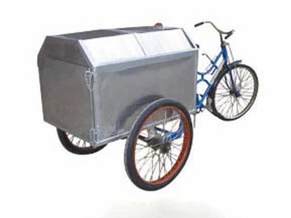 HZ-R07三轮保洁车