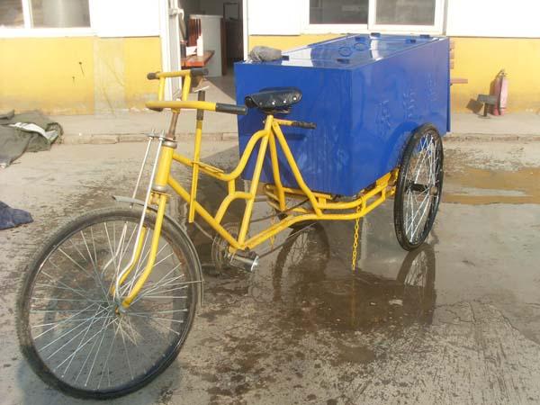HZ-R09三轮保洁车