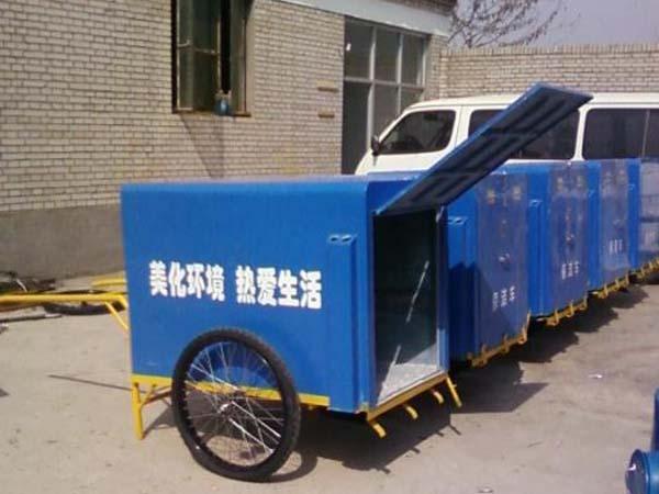 HZ-R11三轮保洁车
