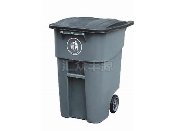 塑料垃圾桶HZFY-SL01