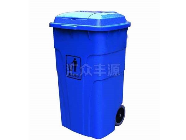 SL22塑料垃圾桶