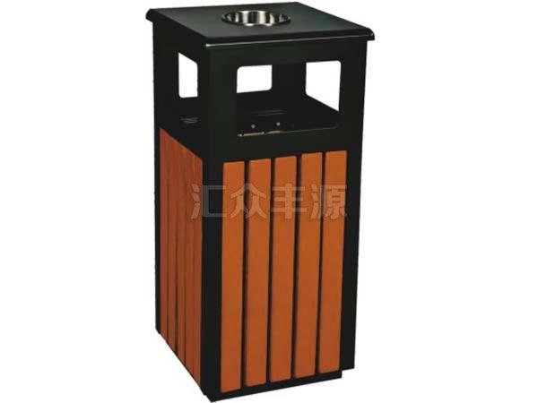 MZ05木质垃圾桶