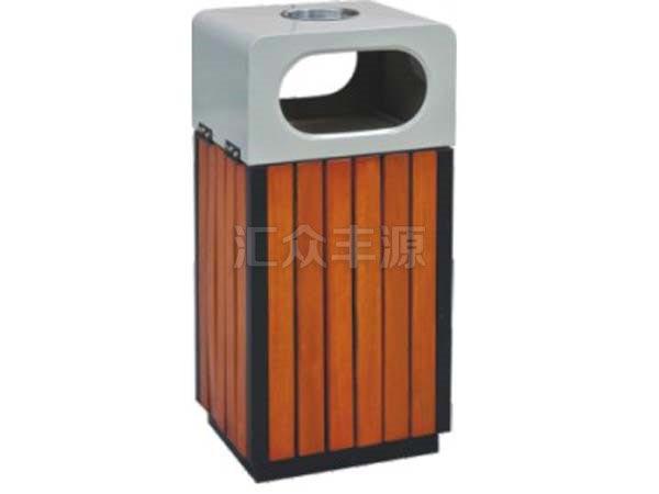 MZ06木质垃圾桶