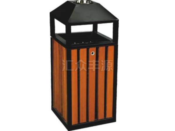 MZ09木质垃圾桶