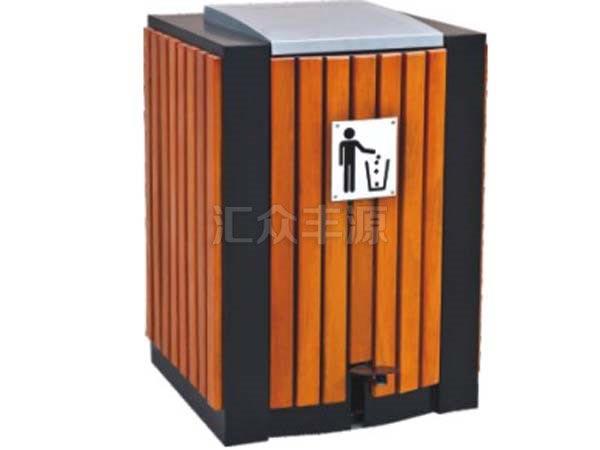 MZ18木质垃圾桶