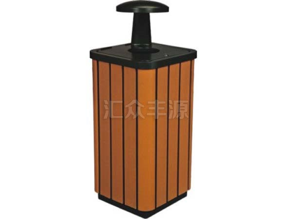 MZ20木质垃圾桶