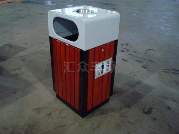 MZ28木质垃圾桶
