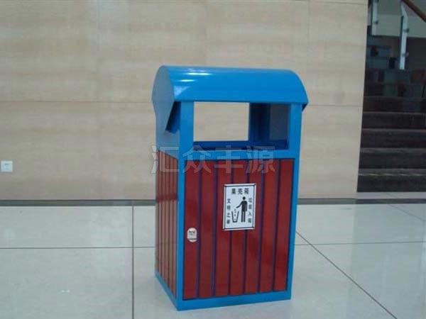 MZ30木质垃圾桶