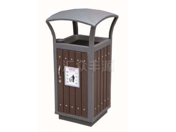 MZ41木质垃圾桶