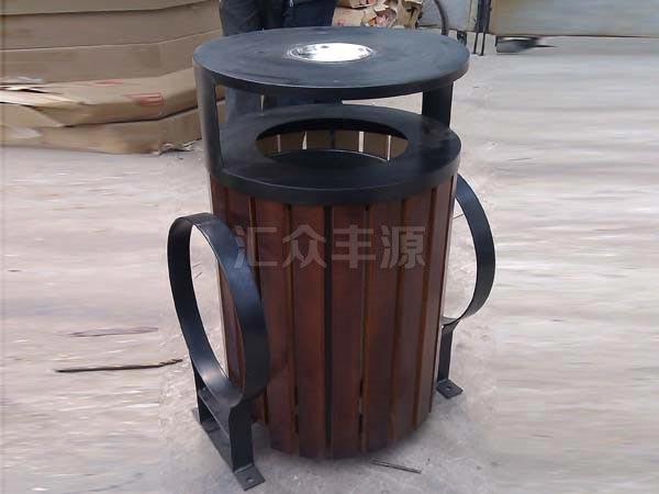 MZ45木质垃圾桶