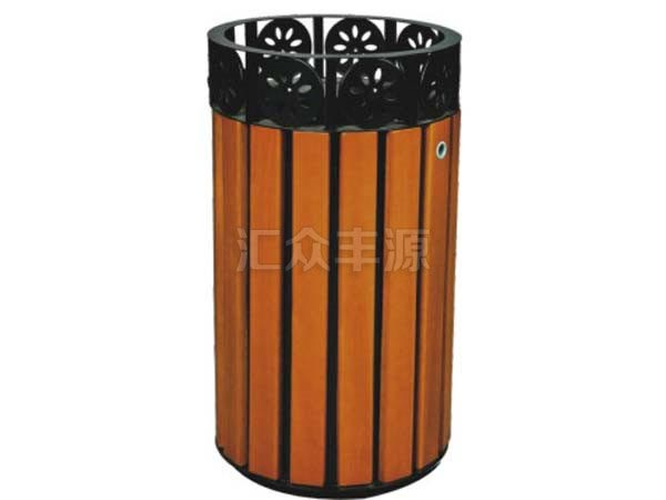 MZ52木质垃圾桶