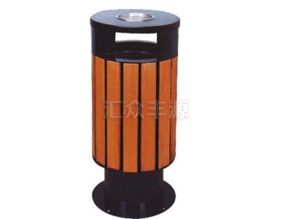 MZ53木质垃圾桶