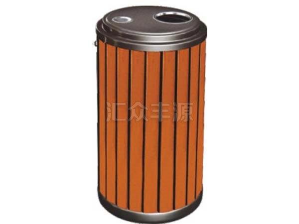 MZ55木质垃圾桶