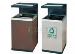 GZ01钢制垃圾桶