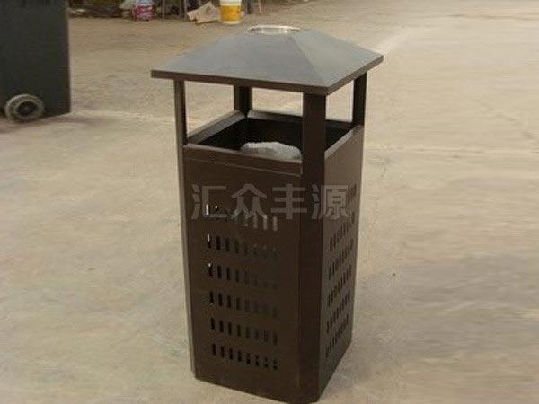 GZ02钢制垃圾桶