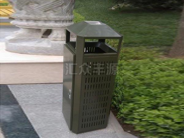 GZ03钢制垃圾桶