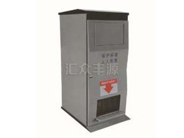 GZ12钢制垃圾桶
