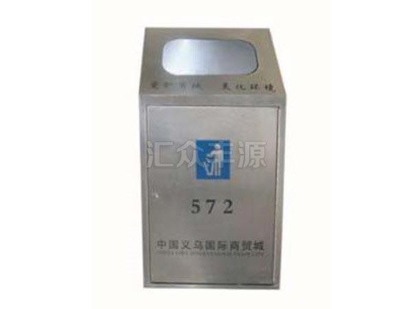 GZ14钢制垃圾桶