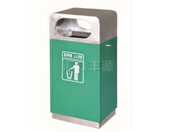 GZ24钢制垃圾桶
