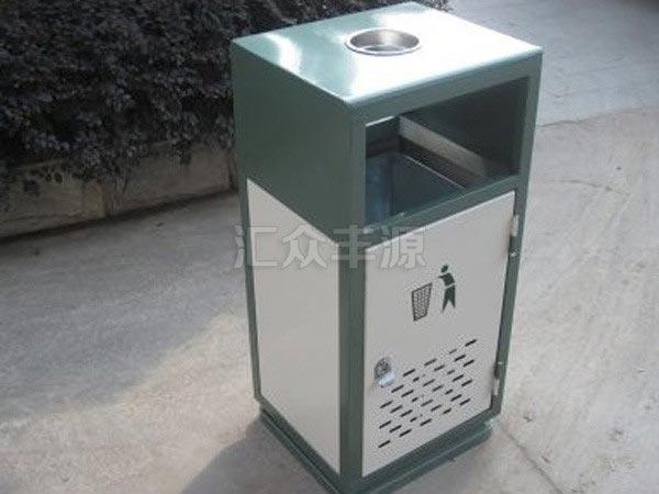 GZ70钢制垃圾桶
