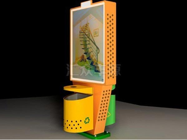 GG20广告垃圾箱